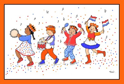 picture dutch children's songs